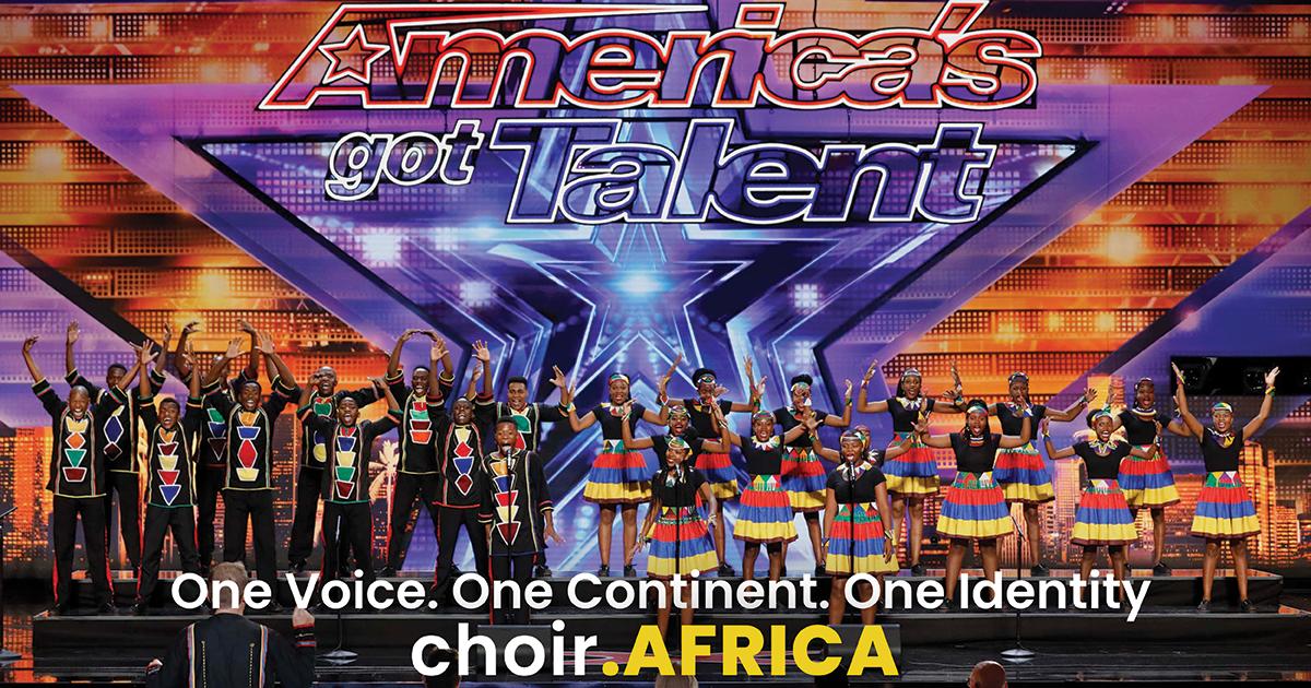 Choir.Africa Sends a Clear Message that Africa's Got Talent